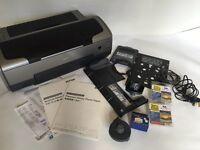 EPSON STYLUS PHOTO R1800. High res inkjet printer