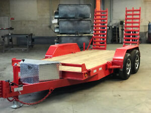 TRAILERS  CUSTOM BUILT BY CRAMERO TRAILERS INC Since 1976
