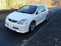 2002 Honda Civic EP3 FRESH JDM IPORT 2.0 3dr