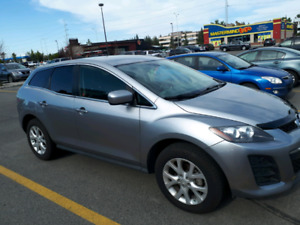2011 Mazda cx7 AWD TURBO