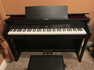 Casio Celviano AP-650M Digital Piano and Bench