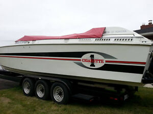 Boat Numbers and Transom Decals