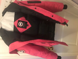 Canada goose chillawack pink