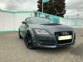 image for 2007 Audi TT 3.2 TFSI Roadster S Tronic quattro 2dr Convertible Petrol Automatic
