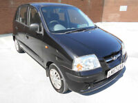 (57) 2008 Hyundai Amica 1.1 GSI Long MOT Only 39,000 Miles