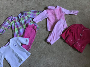 0-3 month baby girl outfits and sweaters