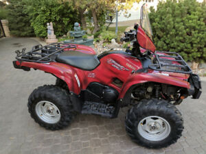 2012 Yamaha Grizzly for sale