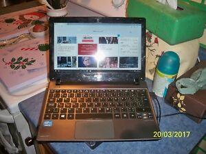 Acer Chrome Book i3/4 GB very portable