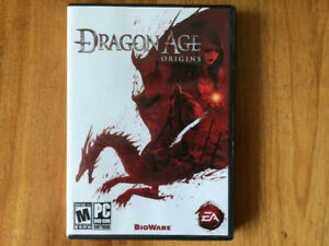 Jeu Dragon Age Origins pour PC