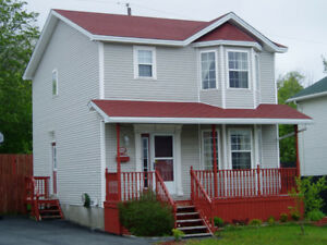 Two Upstairs rooms on Moss Heather Drive (near Avalon Mall)