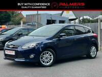 2012 Ford Focus 1.0 125 EcoBoost Titanium 5dr HATCHBACK Petrol Manual