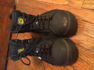 CAT Composite Toe CSA Aproved Safety Boots
