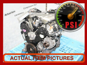 JDM HONDA ACCORD J30A 3.0L V6 ENGINE 2003-2006.