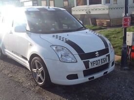 Suzuki swift 1.3L, NEW MOT lowered from 1900 to sell today or tomorrow