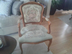 French Country Armchair