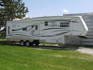 Jayco Designer Series 5th Wheel Trailer