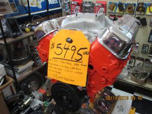 454 CHEV ENGINE.