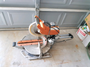 Miter saw AS IS