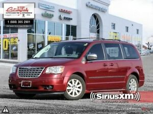 2010 Chrysler Town  Country TOURING  - Power Tailgate