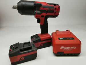 Impact a batterie 1/2 Snap on CT8850 + 2 batteries + chargeur