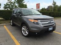 NICE 2012 FORD EXPLORER ( LEATHER SIT AND GPS )