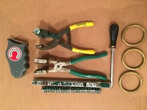 Ketchum Tattoo Pliers and Accessories