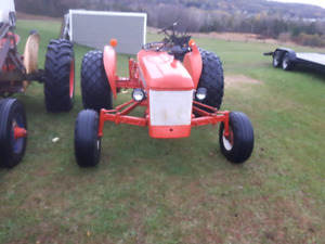 Nuffield 4/25 tractor