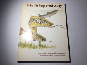 Lake Fishing with a Fly by Ron Cordes and Randall Kaufmann