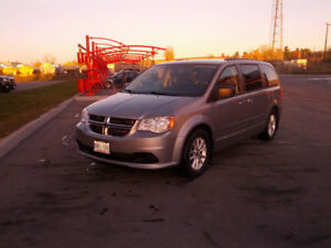 2013 Dodge Grand Caravan Safetied.