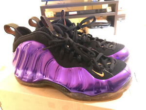 ac142f04f00 Nike Air Foamposite One Phoenix Suns men s size 10