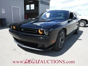 2015 DODGE CHALLENGER SXT PLUS 2D COUPE 3.6L SXT PLUS