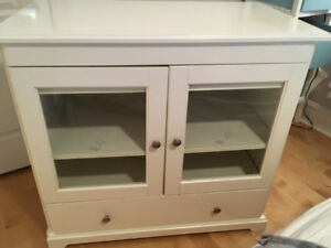 Armoire vitrée IKEA Cabinet with glass door