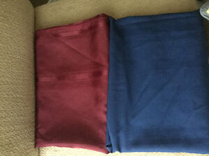 Linens: BNWT Drapes,table cloths,sheer drape panel,22''pillows Strathcona County Edmonton Area image 6