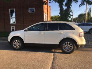 2007 Ford Edge SEL - One Owner with new windshield