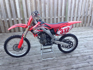 2008 Crf250r need gone