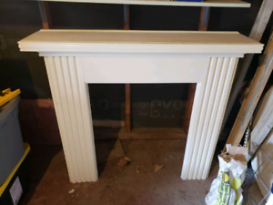 FREE Fire place mantle