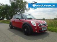 2005/05 MINI HATCH 1.6 COOPER 3DR RED - JOHN COOPER WORKS KIT! - LOW MILES!