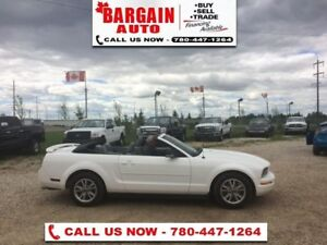2005 Ford Mustang  V6  199.00 B/W   99 % Approval Ratio  1 Year