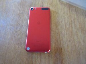 Ipod Touch 5th gen 16gb RED Stratford Kitchener Area image 2