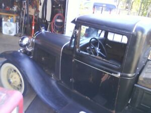 WANTED 1930/31 MODEL A TRUCK CAB OR ROADSTER WANTED