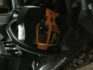 Polan pro chain saw and case