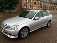 Mercedes-Benz C180 Kompressor 1.8 Blue F auto Sport EST - FINANCE AVAILABLE
