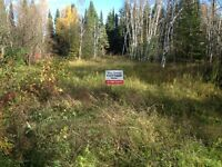 Victoria Beach restricted area lot