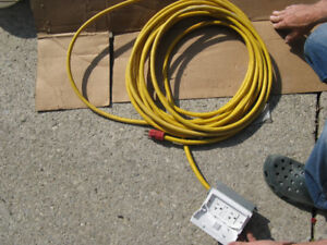 GROUND FAULT EXTENSION CORD