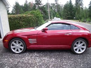 2005 Chrysler Crossfire Limited Coupé (2 portes)