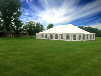Dreaming of a Tent Wedding - WITHOUT the HUGE rental fees??