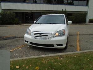 2009 Honda Odyssey EX-L Minivan, Van