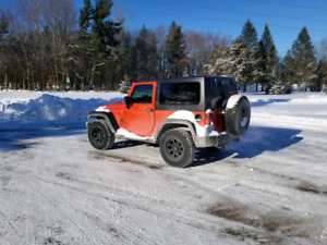 Jeep soft top needed
