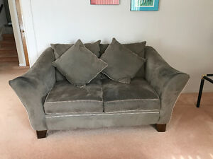 Sage green couch for sale