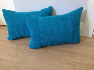 Selling Two Brand New Urban Barn Pillows! Excellent Condition!